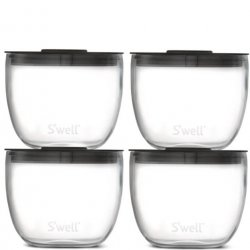 S'well Eats Set of 4 Prep Bowls