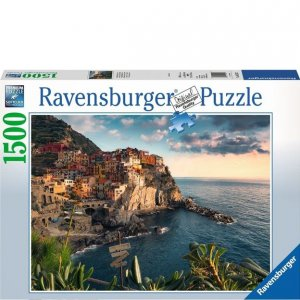 Ravensburger 1500 PC Puzzle - View of Cinque Terre
