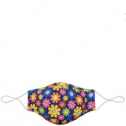 Fabric Face Mask - Daisies