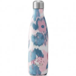 S'well 17 oz Bottle - Painted Poppy