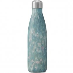 S'well 17 oz Bottle - Watercolor Lilies