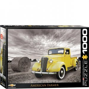Eurographics Puzzle - 1000 pc 1937 Chevy Pickup