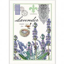 Michel Design Works Lavender Rosemary - Kitchen Towel
