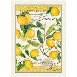 Michel Design Works Lemon Basil - Kitchen Towel