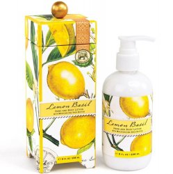 Michel Design Works Lemon Basil - Lotion