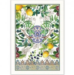 Michel Design Works Tuscan Grove - Kitchen Towel