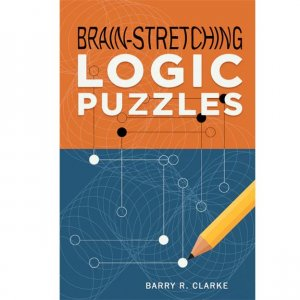 Puzzle Book - Brain Stretching Logic Puzzles