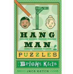 Puzzle Book for Bright Kids - Hangman