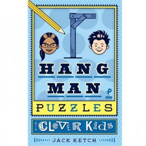 Puzzle Book for Clever Kids - Hangman