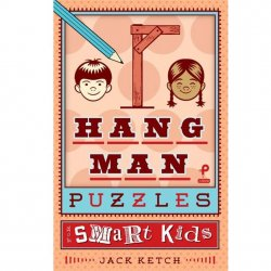 Puzzle Book for Smart Kids - Hangman