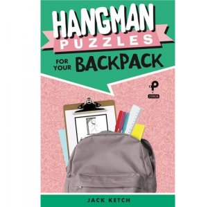 Puzzle Book - For Your Backpack - Hangman