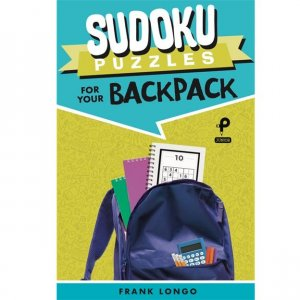 Puzzle Book - For Your Backpack - Sudoku
