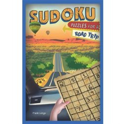 Puzzle Book for a Road Trip - Sudoku