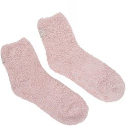 World's Softest Sock - Quarter Top with Grippers Rose
