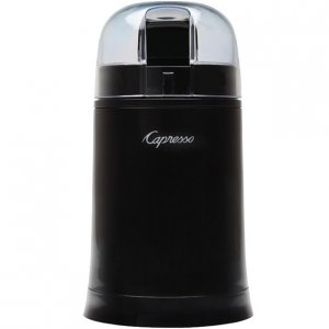 Capresso Cool Grind Black