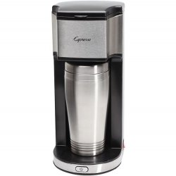 Capresso On The Go 16 oz. Travel Mug