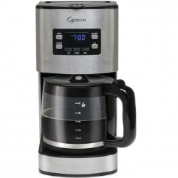 Capresso SC300 12 Cup Glass Coffee Maker