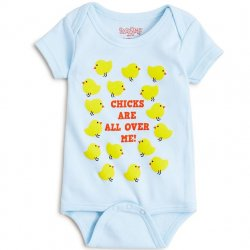 Onesie - Chicks All Over Me