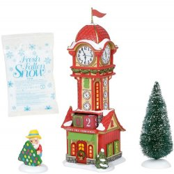 Department 56 Christmas Countdown Tower