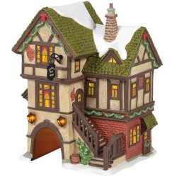 Department 56 Mulberry Gate House