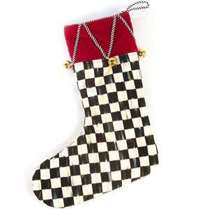 MacKenzie-Childs Stocking