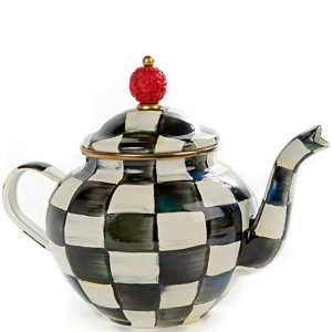 MacKenzie-Childs Teapot For 2