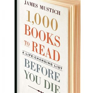 Book - 1,000 Books to Read Before You Die