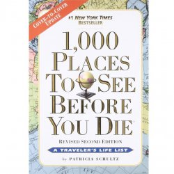 Book - 1,000 Places to See Before You Die
