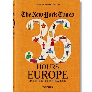 Book - 36 Hours Europe 3rd Edition