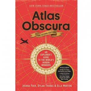 Book - Atlas Obscura 2nd Edition