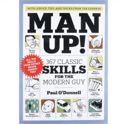 Book - Man Up!