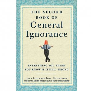 Book - The Second Book of General Ignorance