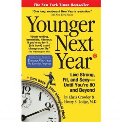 Book - Younger Next Year