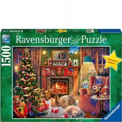 Ravensburger 1500 PC Puzzle - Christmas Eve