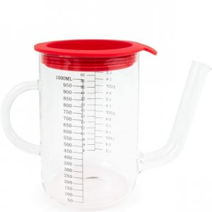 Fox Run Gravy Separator With Silcone Lid
