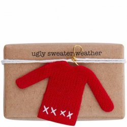 Christmas Soap - Ugly Sweater