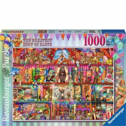 Ravensburger 1000 pc Puzzle - The Greatest Show on Earth