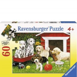 Ravensburger 60 pc Puzzle - Puppy Party