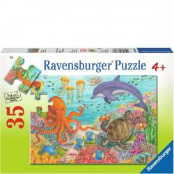 Ravensburger 35 pc Puzzle - Ocean Friends