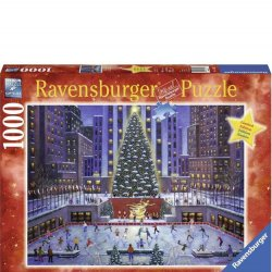 Ravensburger 1000 PC Puzzle - NYC Christmas
