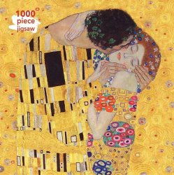 Flame Tree 1000 PC Puzzle - The Kiss