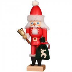 "ULBRICHT 12"" Santa with Bell #32-658"
