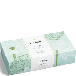 Tea Forté Boxed Assortment - Lotus