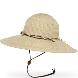 Sunday Afternoon UPF 50+ Hat with Shell Accent - Dune
