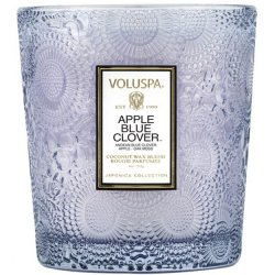 Voluspa Apple Blue Clover - Classic Candle