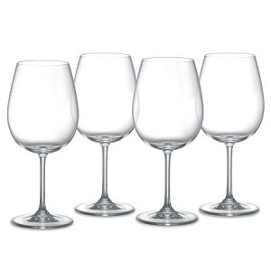 MARQUIS Vintage Full Body Red Wines, Set of 4, Style #100632