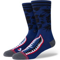 Stance Light Cushioned Sock - Blue Warbird