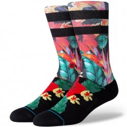 Stance Mid-Cushioned Sock - Multi Pau