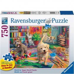 Ravensburger 750 PC Puzzle - Cute Crafters
