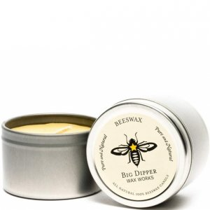 Beeswax Travel Tin